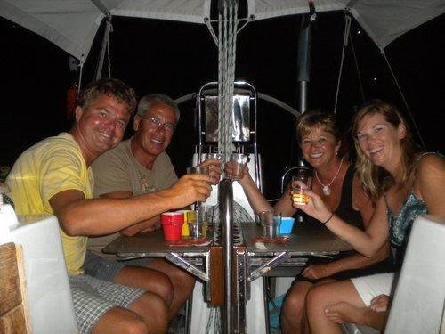 weekend zeilen met schipper