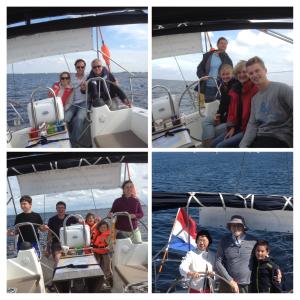 segeln im zeeland mit skipper